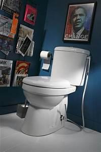 Porte Revue Wc : bonne id e couleur mur porte revue wc pinterest toilet coins and art walls ~ Teatrodelosmanantiales.com Idées de Décoration