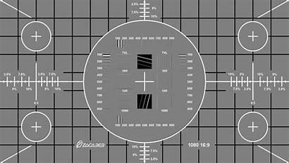 Test 1080 Resolution Calibration Carta Monitor 1920
