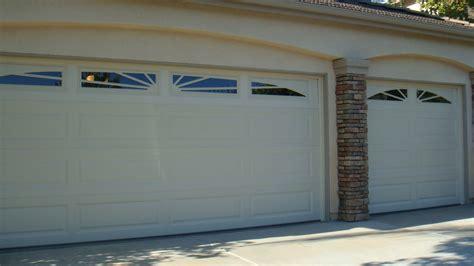 garage door windows how to spot the door from garage door styles