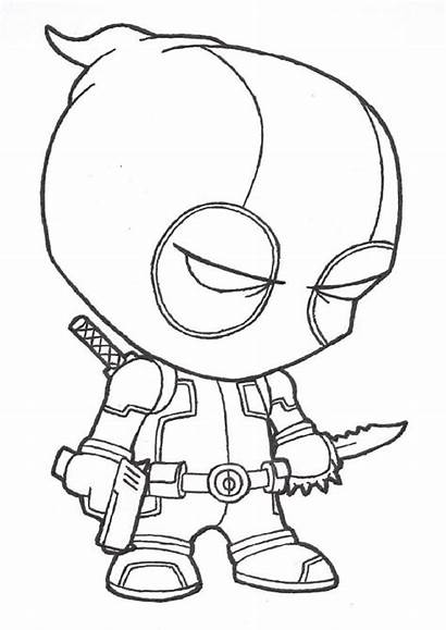 Lego Deadpool Coloring Pages Alluring Printable Getcolorings