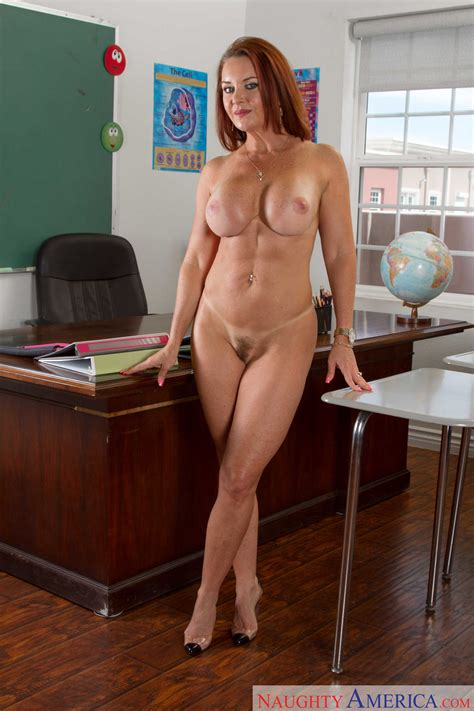 Sexy Teacher Knows How To Motivate Students Photos Janet Mason Van Wylde MILF Fox