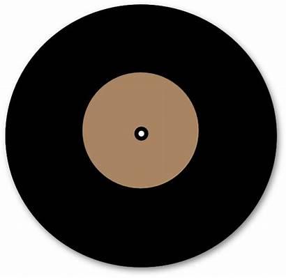 Vinyl Record Solid Clipart Clker Clip Cliparts