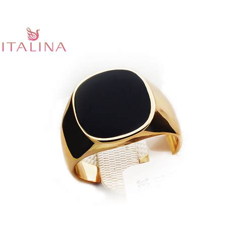 aliexpress buy real brand italina rings for men hot