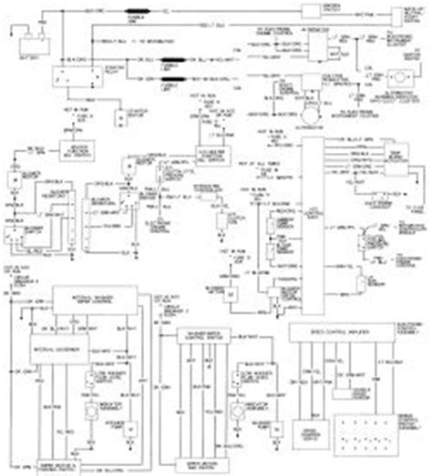 Wiring Diagram For 1988 Chevrolet 12 by 1992 Chevrolet Truck C1500 1 2 Ton P U 2wd 4 3l Tbi Ohv