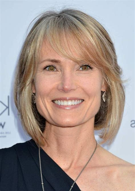 Hairstyles For Women Over 50 With Fine Hair Thin hair