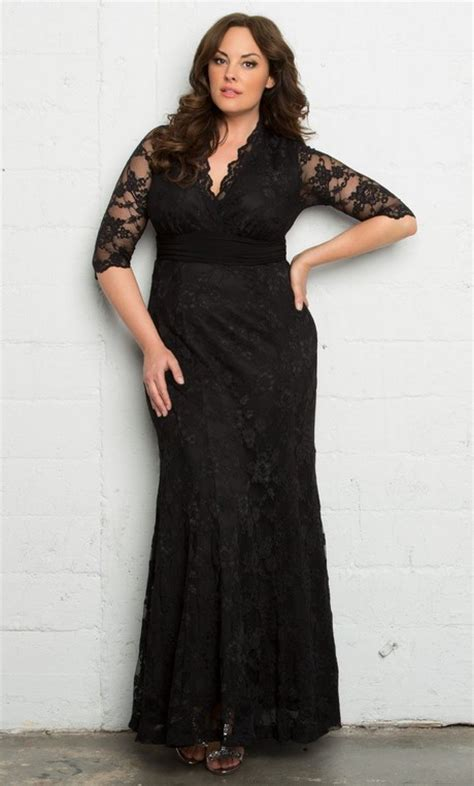 Plus sizes dresses for special occasions