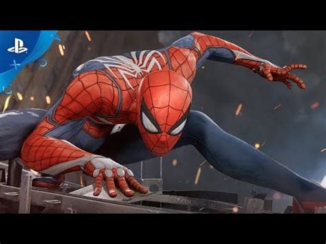 Marvel's Spiderman Game  Ps4 Playstation