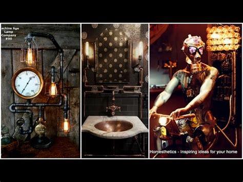steampunk home decor ideas  home decor ideas youtube