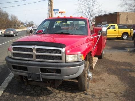 how to work on cars 1995 dodge ram 2500 regenerative braking sell used 1995 dodge 3500 in middlesex new jersey united states for us 4 500 00