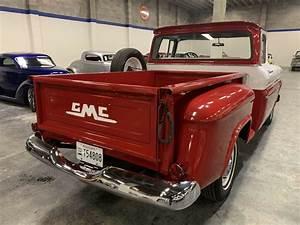 1961 Gmc 1000 62755 Miles 1  2 Ton Pickup Used Manual A