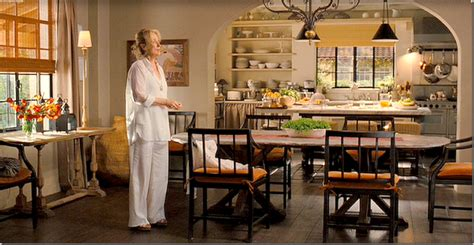 Gender And Food Week Trophy Kitchens In Two Nancy Meyers