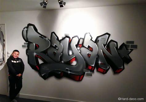 chambre graffiti chambres de garçons décoration graffiti page 3 sur 12