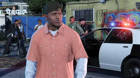 Franklin From Gta 5 In Real Life For Pinterest