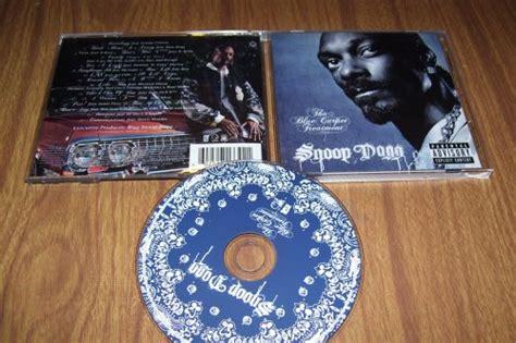 Snoop Dogg Tha Blue Carpet Treatment Gotti D
