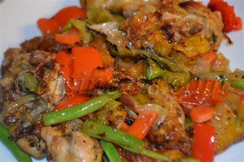 recette cuisine africaine poulet dg cuisine camerounaise
