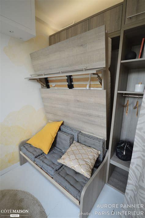 une chambre de bonne pied à terre parisien à rénover et à