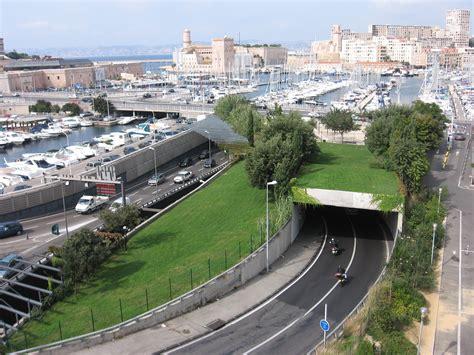 tunnel du vieux port de marseille