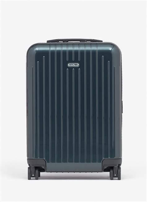 rimowa salsa cabin lyst rimowa salsa air ultra light cabin multi wheel iata