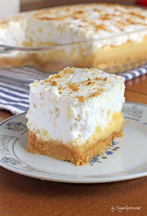 easy desserts for a crowd best 25 pineapple delight ideas on pineapple cheesecake pineapple pudding and