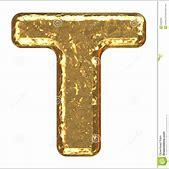Golden Font. Le...