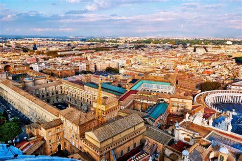 cupola vaticano vista panoramica della citt 224 di roma e i musei vaticani