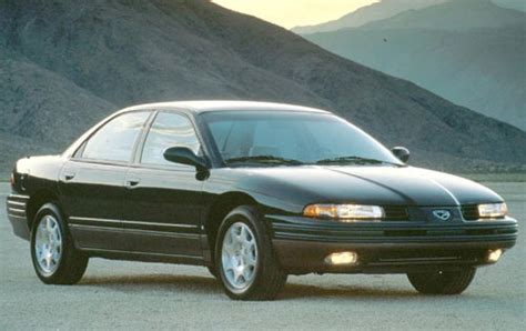 electric and cars manual 1994 eagle vision electronic throttle control used 1994 eagle vision sedan pricing features edmunds