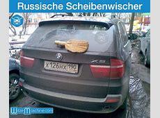 Scheibenwischer in Russland Russenwitze Funny Russian