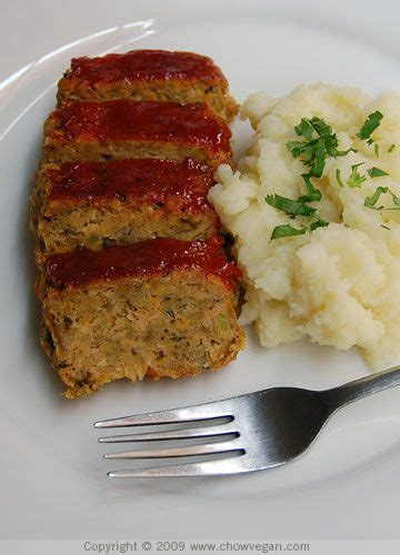 Vegan Meatloaf Recipe