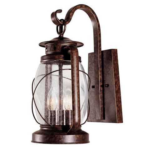 palisade outdoor wall lantern 17 inch