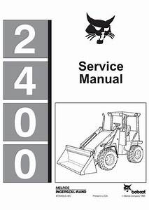 Pin On Bobcat Manual