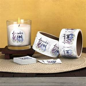 custom candle labels uprinting With custom made labels for candles