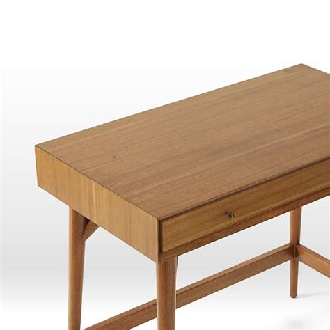 mid century mini desk mid century mini desk acorn west elm