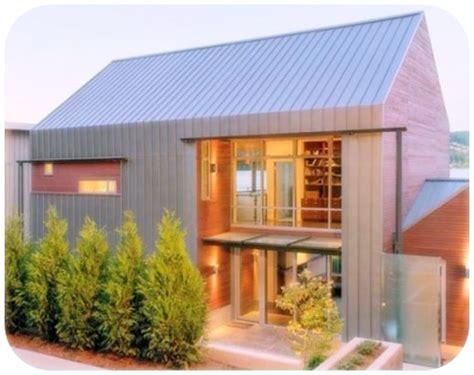 desain rumah kayu minimalis gambar rumah idaman