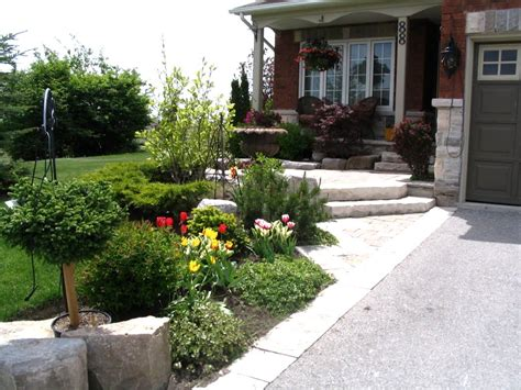 Small Front Yard Landscaping Ideas Toronto  The Garden