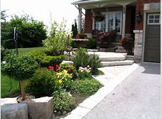 Small Front Garden Ideas Easy Best Fantastic Also Gorgeous