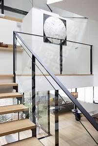 Main Courante Escalier Intérieur : les 25 meilleures id es de la cat gorie escalier fer sur ~ Edinachiropracticcenter.com Idées de Décoration