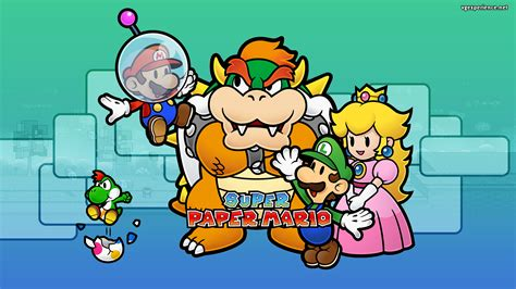 Super Paper Mario Details Launchbox Games Database
