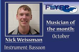 The Flyer : October Musician of the Month: Nick Weissman
