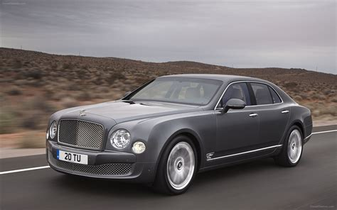 Bentley Mulsanne Mulliner 2018 Widescreen Exotic Car