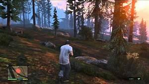 GTA V (GTA 5): Animal Hunting Gameplay (Xbox 360) - YouTube