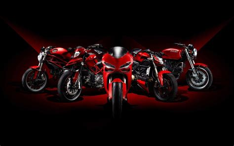 Ducati Bikes Wallpapers And News