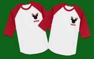 Disney Family Shirts Christmas