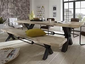 Möbel Aus Belgien : esstisch alteiche kansas stahl aus recycelter eiche pick up m bel ~ Michelbontemps.com Haus und Dekorationen