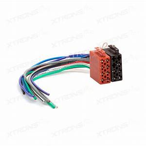 Xtrons Universal Male Iso Radio Adapter Car Stereo Wiring Harness Connector