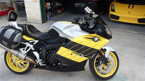 2006 Bmw K1200s by 2006 Bmw K1200s For Sale In Corbin Seats Remus