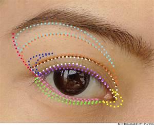 25 Hooded Eye Makeup Diagram