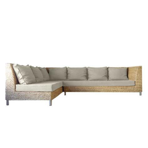 canape ecologique grand canapé d 39 angle convertible ônature plus naturel et
