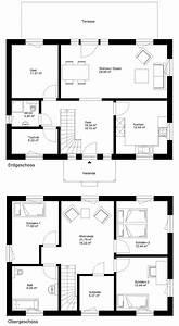 2 Geschossiges Haus : max haus 2 geschossig vermont floorplan pinterest haus grundriss und traumhaus ~ Frokenaadalensverden.com Haus und Dekorationen