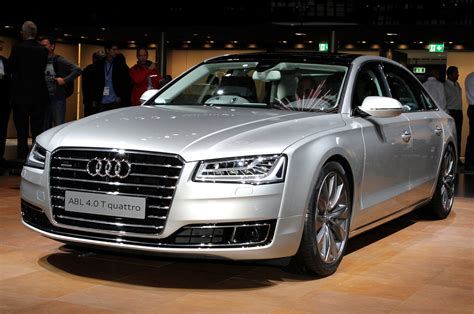 2018 Audi A8 First Look Photo Gallery Motor Trend