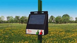 Solar Fence Chargers  10 Best Solar Powered Electric Fence